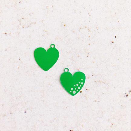 Ornement K001 kssiope - vert
