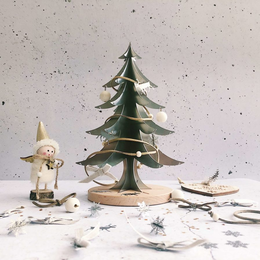 decoration noel kit nordique kssiope