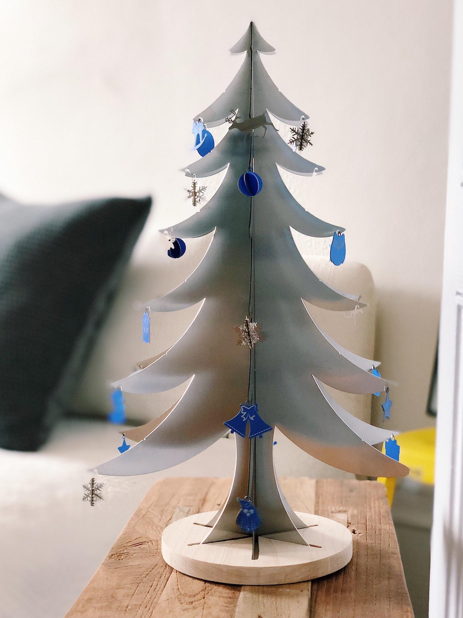 decoration noel simple