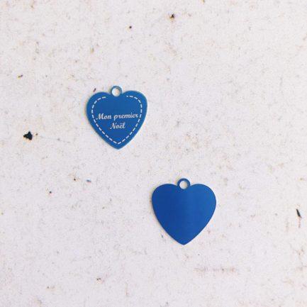 ornement K011 Kssiope - bleu