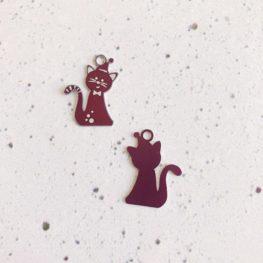ornement K018 Kssiope - violet