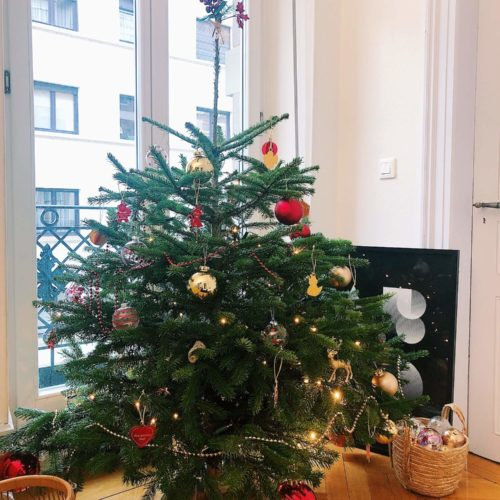 decoration noel kssiope