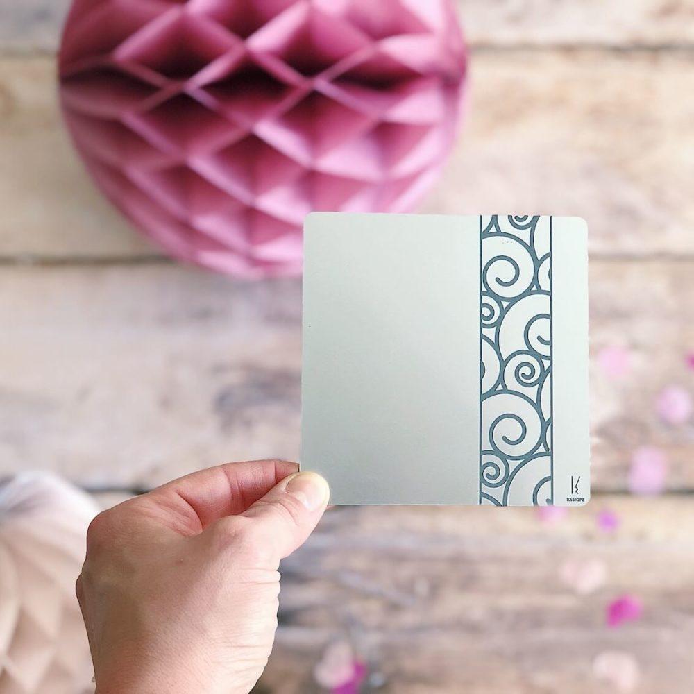 carte personnalisable pour invitation mariage