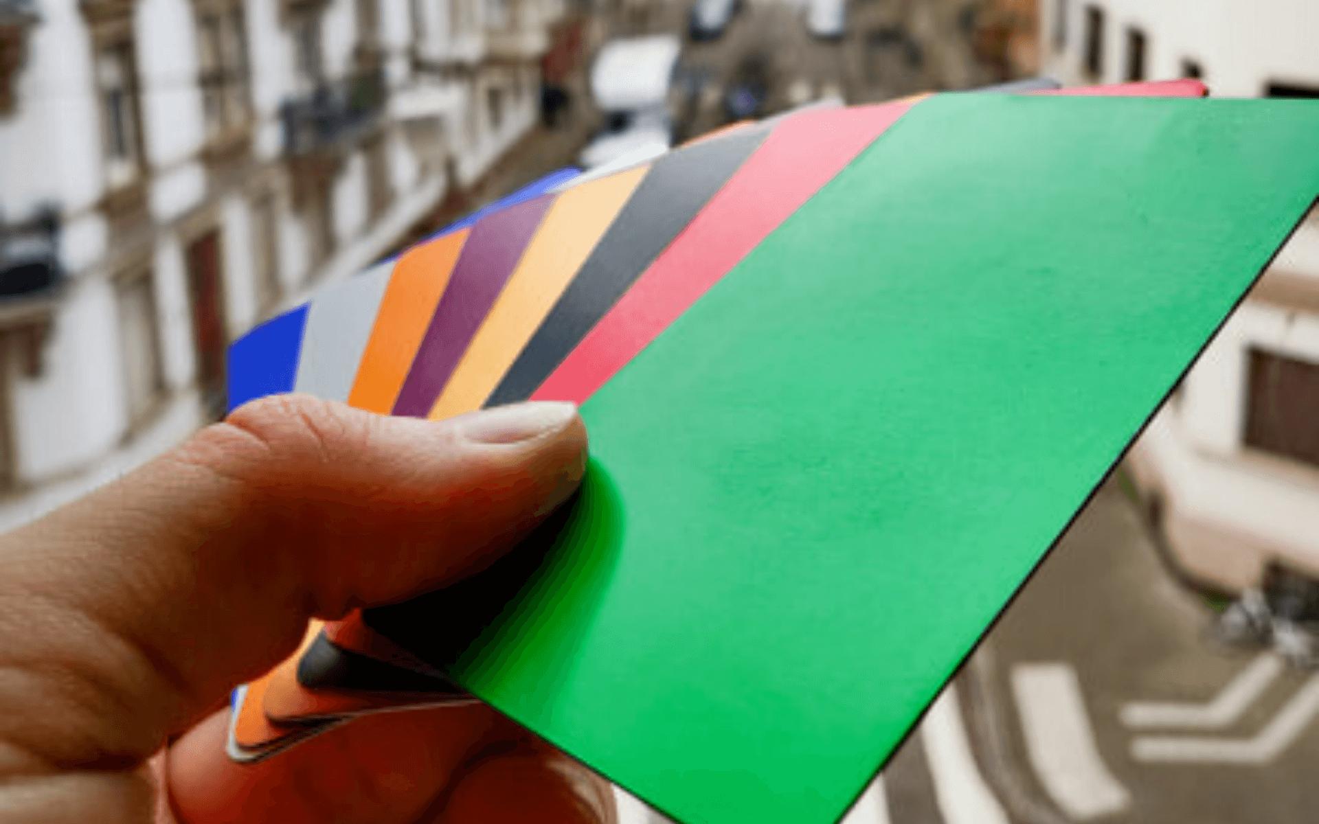 kssiope cartes de voeux aluminium
