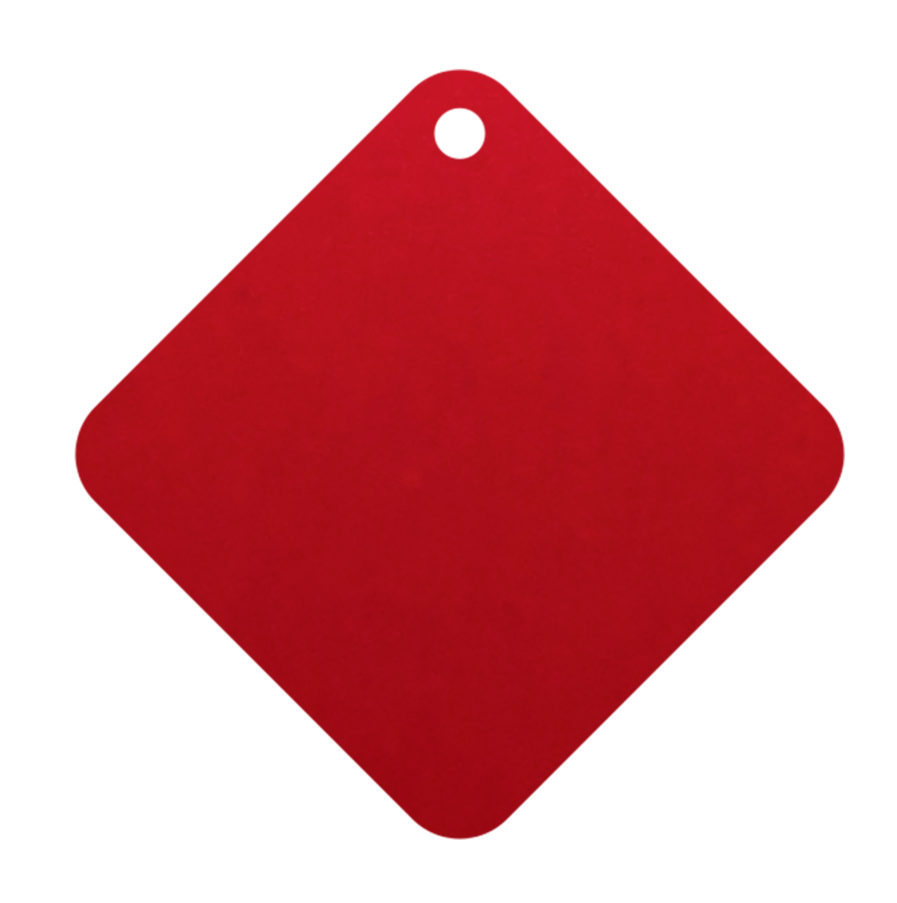 marque place losange personnalisable
