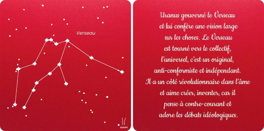 carte zodiaque verseau rouge