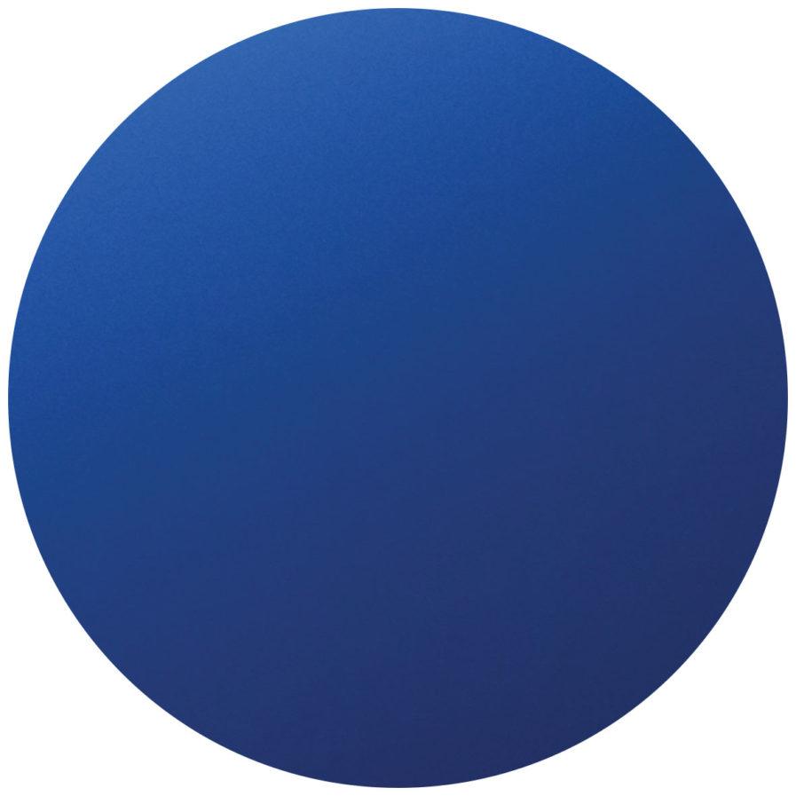 rond personnalisable bleu