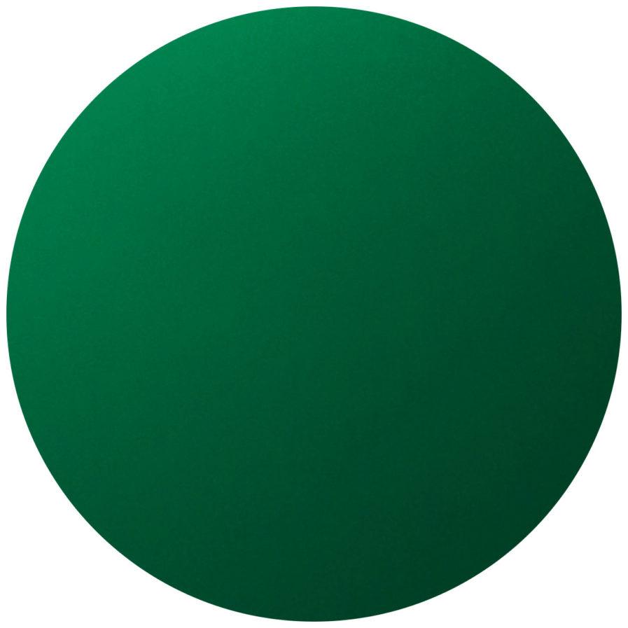 rond personnalisable vert