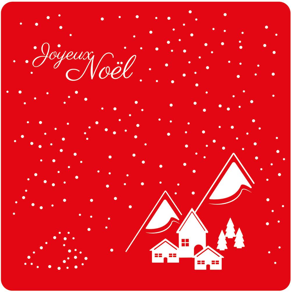 carte collection noel joyeux noel
